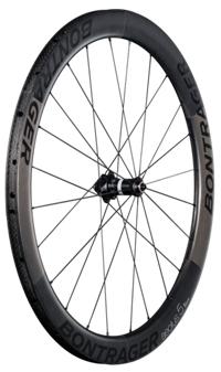 Bontrager Vorderrad Aeolus 5 Disc D3 Tubular Black - 2-Rad-Sport Wehrle