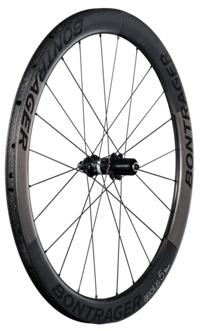 Bontrager Hinterrad Aeolus 5 Disc D3 Tubular Shim11 Black - Bike Maniac