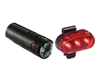 Bontrager Beleuchtung Ion 35/Flare 1 Set - Rennrad kaufen & Mountainbike kaufen - bikecenter.de