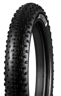 Bontrager Reifen Barbegazi Team Issue 26x4.70 TLR - Bike Maniac
