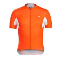 Bontrager Trikot Velocis L Tomato Orange - RADI-SPORT alles Rund ums Fahrrad