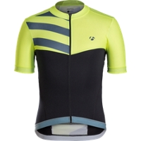 Bontrager Trikot Velocis Halo L Visibility Yellow - RADI-SPORT alles Rund ums Fahrrad