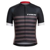 Bontrager Trikot Specter L Trek Black Stripes - Bike Maniac