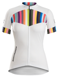 Bontrager Trikot Anara Womens XL Bonty Stripes - RADI-SPORT alles Rund ums Fahrrad