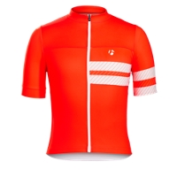 Bontrager Trikot Circuit XS Tomato Orange - Bike Maniac
