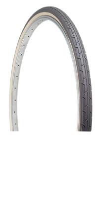 Electra Tire Loft 700 x 38C Grey/Cream - Bike Maniac