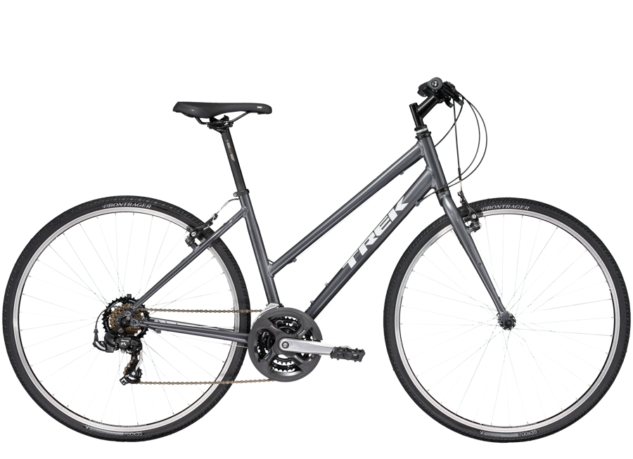 Trek FX Stagger 20 L Metallic Charcoal - Trek FX Stagger 20 L Metallic Charcoal