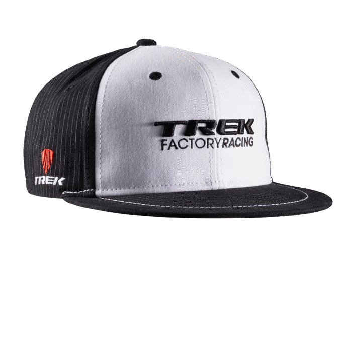 Trek Factory Racing RSL Flat Bill Cap