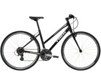 Trek FX 1 Stagger 15 L Trek Black - Bike Maniac