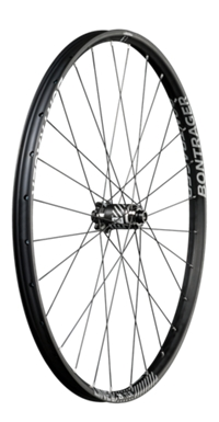 Bontrager Vorderrad Line 29 15T TLR Clincher Black - 2-Rad-Sport Wehrle