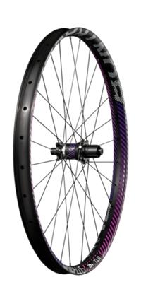 Bontrager Hinterrad Line Plus 29 142 TLR Clincher RedViolet - 2-Rad-Sport Wehrle