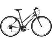 Trek FX 2 Womens Stagger 17.5 L Solid Charcoal - Radsport Jachertz