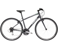 Trek FX 2 Womens 15 Solid Charcoal - Radsport Jachertz