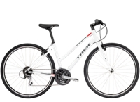Trek FX 2 Womens Stagger 17.5 L Trek White - Zweirad Homann