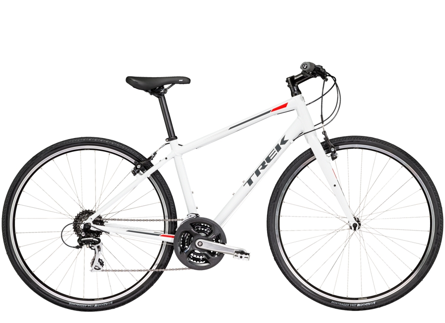 Trek FX 2 Womens 15 Trek White - Trek FX 2 Womens 15 Trek White