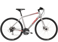 Trek FX 2 Disc 22.5 Metallic Gunmetal - Radsport Jachertz
