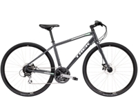 Trek FX 2 Womens Disc 15 Solid Charcoal - Bike Maniac