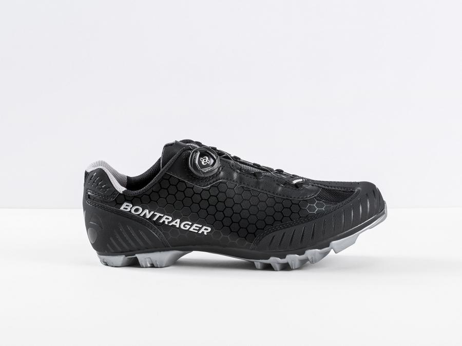 Bontrager Schuh Foray Mens 48 Black - Bontrager Schuh Foray Mens 48 Black