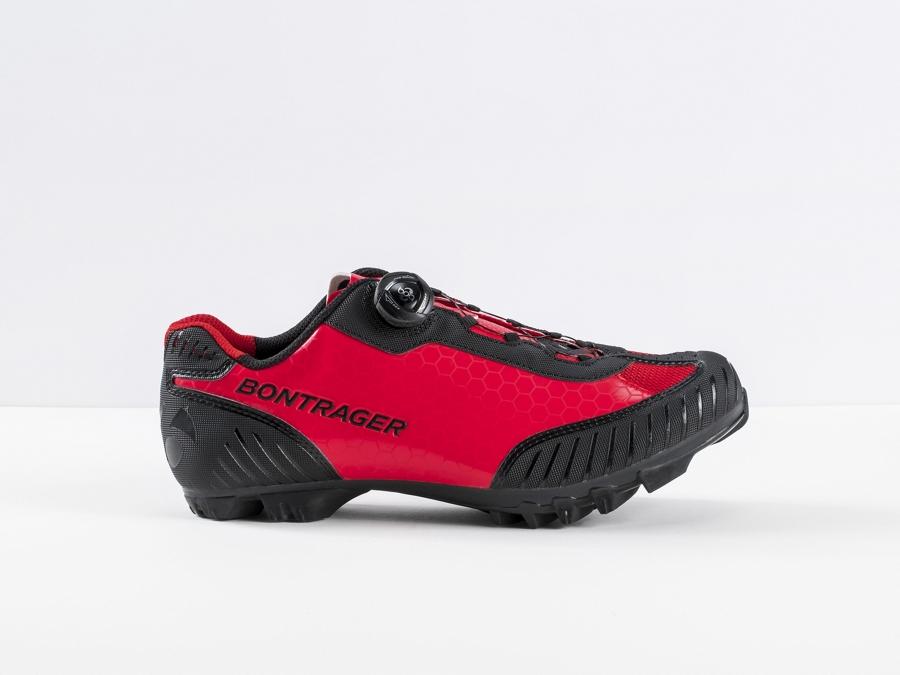 Bontrager Schuh Foray Mens 40 Viper Red - Bontrager Schuh Foray Mens 40 Viper Red