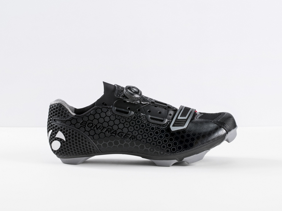 Bontrager Schuh Cambion Mens 44 Obsidian - Bontrager Schuh Cambion Mens 44 Obsidian