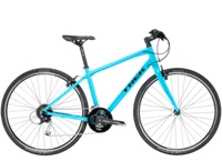 Trek FX 3 Womens 15 California Sky Blue - Bike Maniac