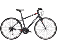 Trek FX 3 Womens 15 Matte Trek Black - Radsport Jachertz