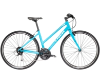 Trek FX 3 Womens 17.5 L California Sky Blue - 2-Rad-Sport Wehrle