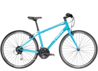 Trek FX 3 Womens 19 California Sky Blue - Veloteria Bike Shop