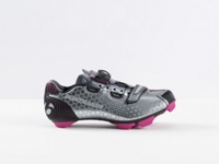 Bontrager Schuh Tinari Womens 37 Quicksilver - RADI-SPORT alles Rund ums Fahrrad