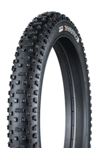 Bontrager Reifen Gnarwhal 26x3.80 mit Spikes Team Issue TLR - Bike Maniac