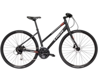 Trek FX 3 Womens Disc Stagger 20 L Matte Trek Black - 2-Rad-Sport Wehrle