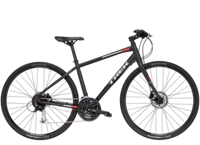 Trek FX 3 Womens Disc 20 Matte Trek Black - Veloteria Bike Shop