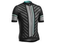 Bontrager Jersey Ballista Large Black/Miami Green - RADI-SPORT alles Rund ums Fahrrad