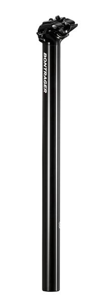 Bontrager Sattelstütze Comp 8mm Offset 27,2 x 330mm Black - Bike Maniac