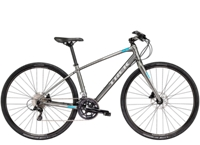 Trek FX Sport 4 Womens 16 Matte Anthracite - Bike Maniac