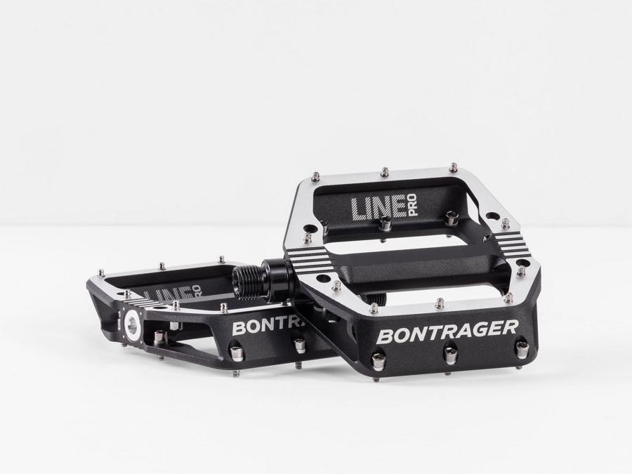 Bontrager Pedal Line Pro Flat Black - Bontrager Pedal Line Pro Flat Black