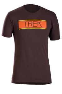 Bontrager Shirt Trek Vintage 76 T X-Large Brown - schneider-sports