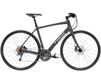 Trek FX S 5 50cm Matte Dnister Black - Veloteria Bike Shop
