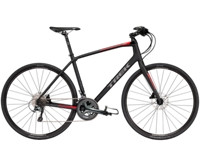 Trek FX S 5 16 Matte Trek Black - Veloteria Bike Shop