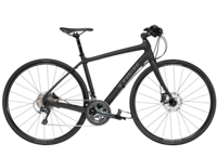 Trek FX S 5 Womens 50cm Matte Trek Black - Bike Maniac