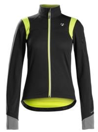 Bontrager Jacke Meraj S2 Softshell Womens XL Black/Vis - 2-Rad-Sport Wehrle