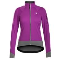 Bontrager Jacke Meraj S1 Softshell Womens XS Purple - Bike Maniac