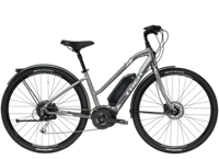 Trek Verve+ Lowstep XS Anthracite - Bike Maniac