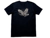 Electra Shirt Eagle T Mens Small Black - Bike Maniac