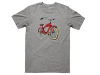 Electra Shirt Indy T Mens Small Mineral - Bike Maniac