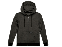 Electra Jacket Townie Hoodie Womens Small Charcoal Stripe - Bike Maniac