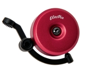 Electra Bell Linear Bell Anodized Red - Bike Maniac