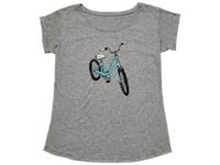 Electra Shirt Boyfriend Tee Womens Small Mineral - Bike Maniac