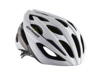 Bontrager Helm Starvos MIPS S White/Silver CE - Bike Maniac