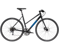 Trek Zektor 2 Stagger 50cm Gloss & Matte Black Pearl - Bike Zone